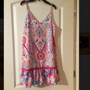 Dresses & Skirts - Multicolor dress! Size small